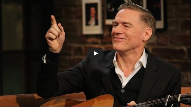 Bryan Adams Medley | The Late Late Show | RTÉ One - Youtube