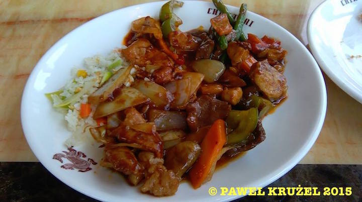 Chinskie smakołyki