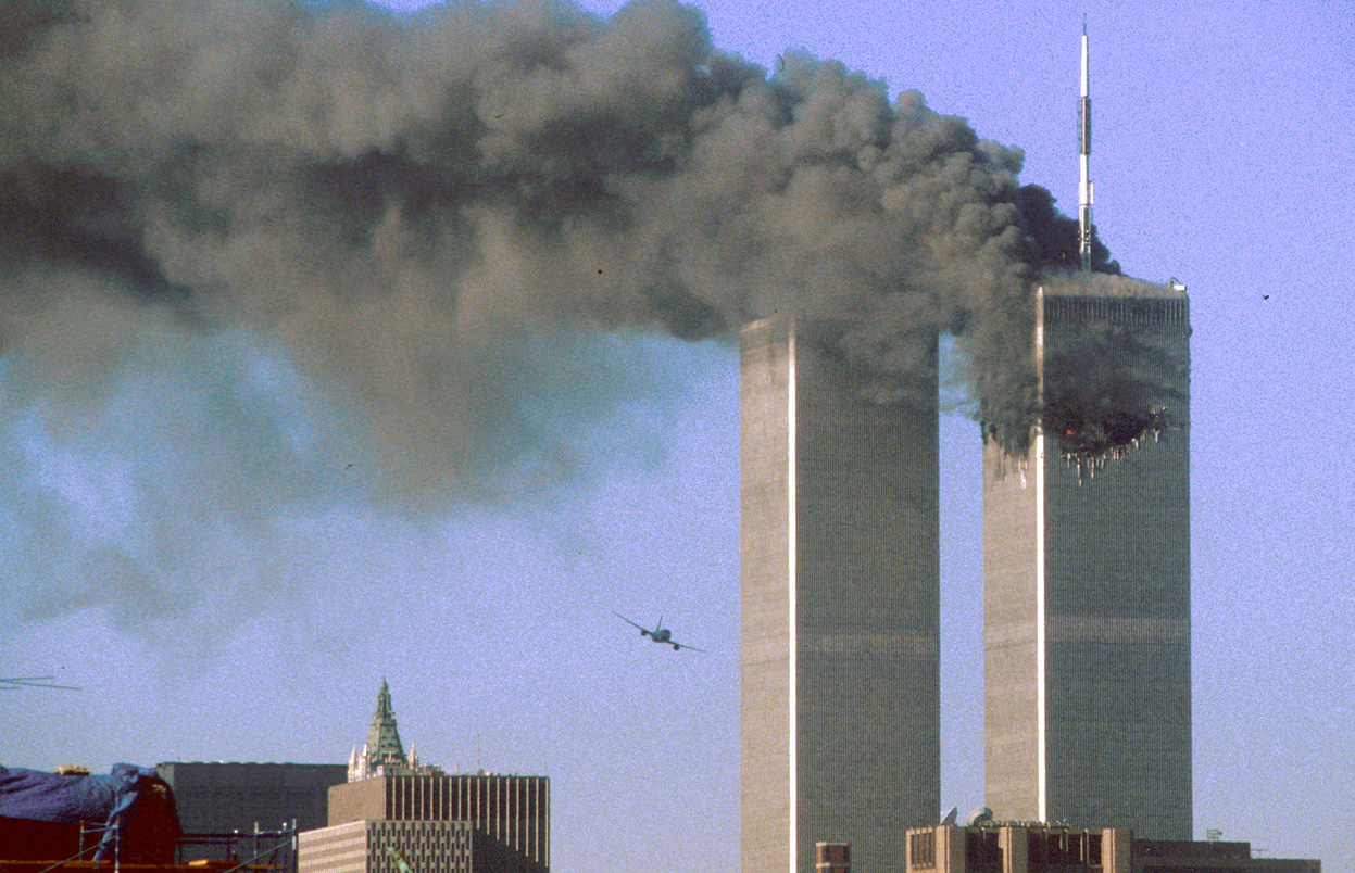 Wieże WTC 11 września 2001